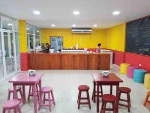Carlo Habet présente un complexe d'appartements récemment rénové à San Pedro, au Belize