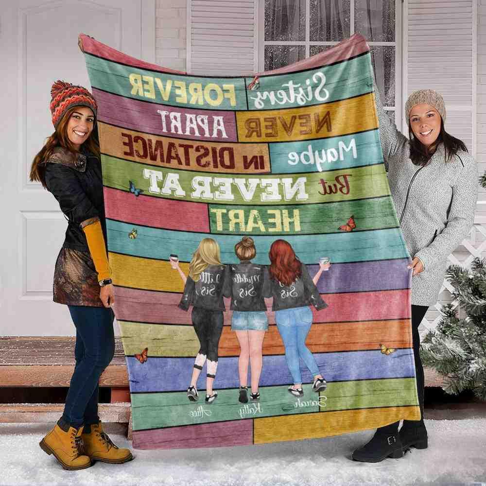 Girl Scout Troop #3354 fabrique des couvertures, des affiches inspirantes pour un refuge pour femmes