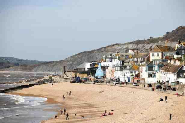 La jolie ville balnéaire du Dorset avec un boucher que vous reconnaîtrez peut-être dans Countryfile