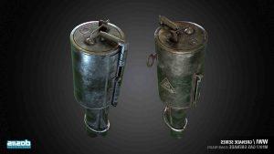 Los Altan retrace les origines d'une grenade de la Première Guerre mondiale trouvée dans le tiroir de papa