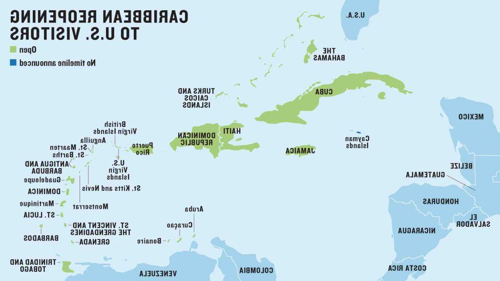 MISE À JOUR: Turks et Caicos rouverts aux voyageurs internationaux