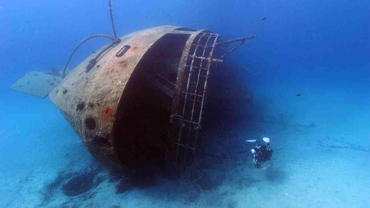 Notre avis sur la plongée à Naxos
