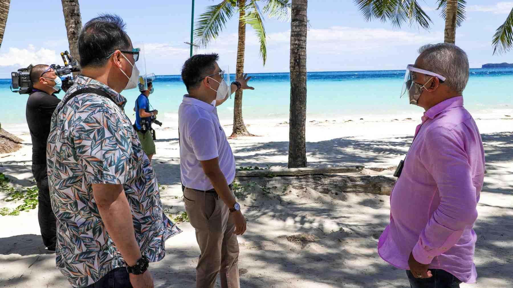 PH reste la meilleure plage d'Asie, destination de plongée