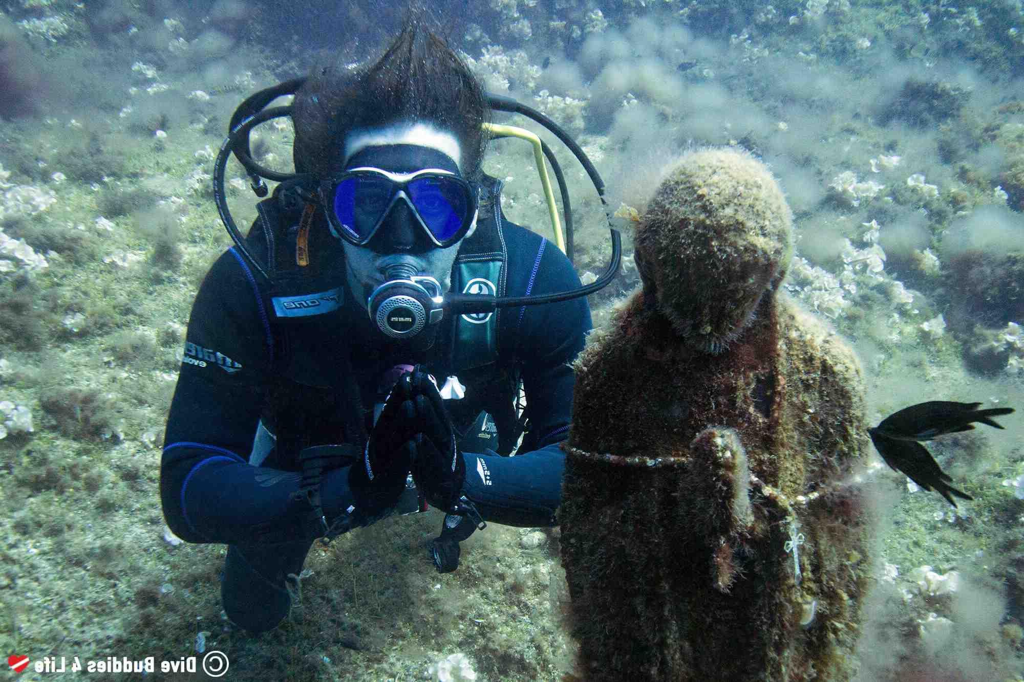 Quelle expérience faut-il pour faire de la plongée en Italie ?