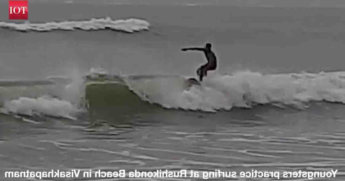 Surf à Vizag