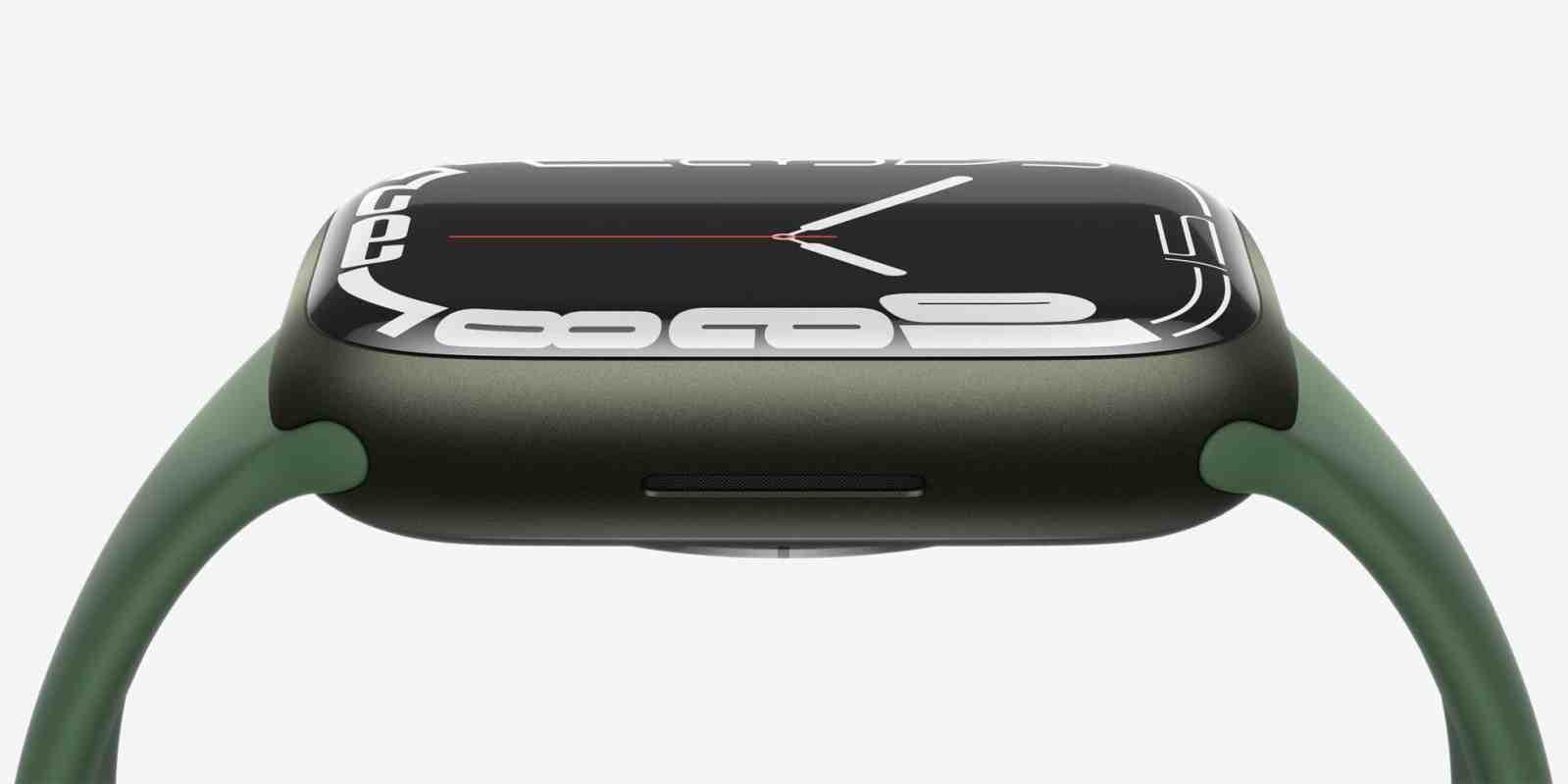 Verizon proposera l'Apple Watch Series 7 avec des commandes à partir du 8 octobre